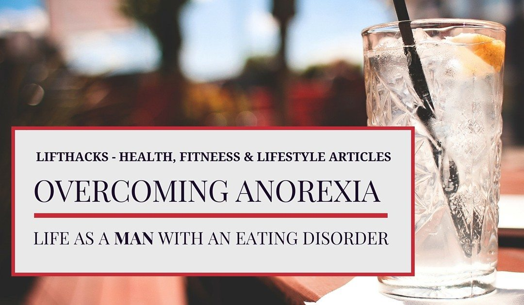 Overcoming Anorexia as a Man