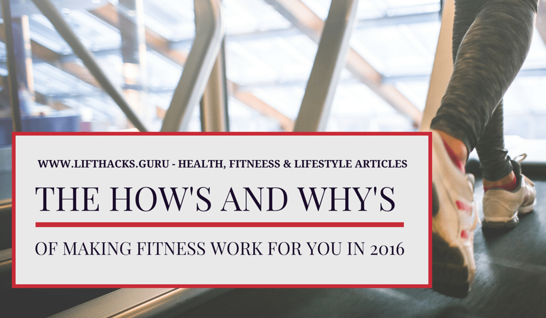 How To Make Fitness Work For You In 2016