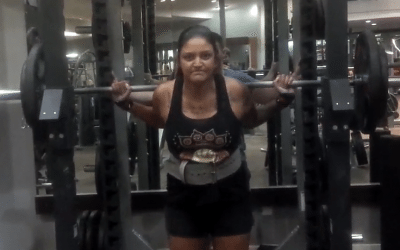 Powerlifting – Shay